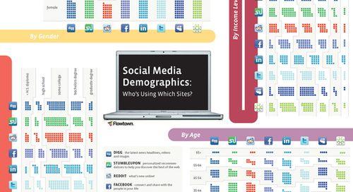 Social media demographics