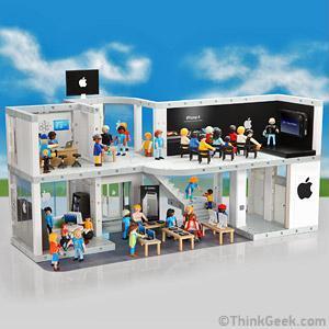 Apple store Lego