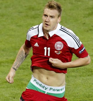 Bendtner's pants