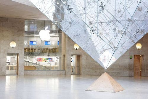 Apple-store-louvre-paris