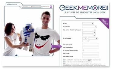Geekmemore image
